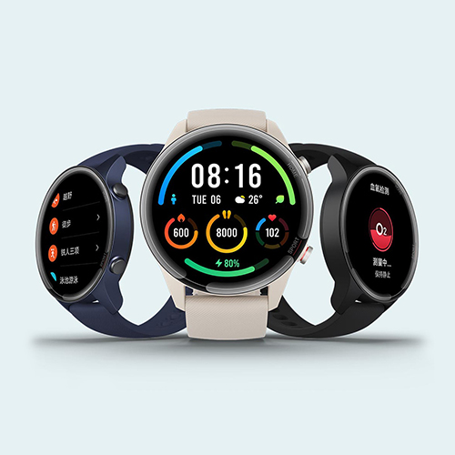 Mi Watch Color Sports Edition Gray