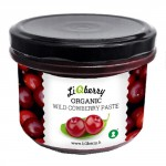 LiQberry Organic Wild Cowberry Paste, 200g