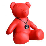 1More Bear Toy Red