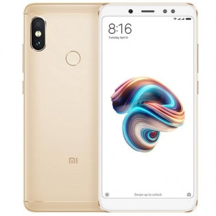 Xiaomi Redmi Note 5 AI 6GB/128GB Gold
