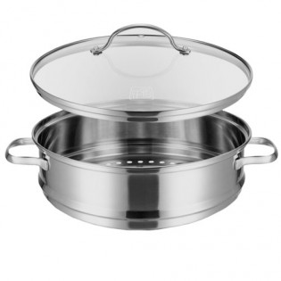 Yi Wu Yi Shi Stainless Steel Steamer Pot