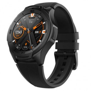 TicWatch S2 Sports Smartwatch Black