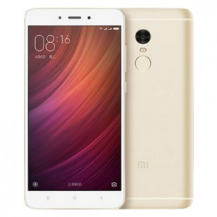 Xiaomi Redmi Note 4 High Ed. 4GB/64GB Dual SIM Gold
