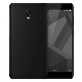 Xiaomi Redmi Note 4X 4GB/64GB Dual SIM Black