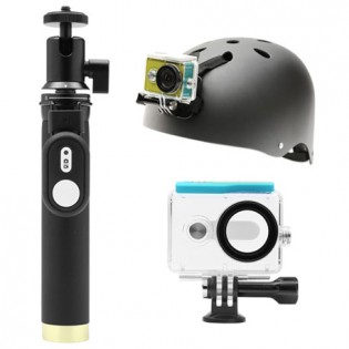Yi Action Camera Cycle Sports Accessories Kit