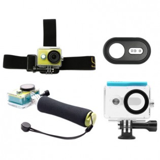 Yi Action Camera Underwater Sports Accessories Kit