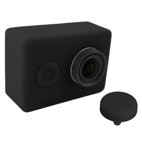 Yi Action Camera Silicone Protective Case Black