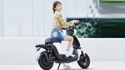 HIMO T1 Electric Bicycle was launched at MiOT Crowdfunding Platform